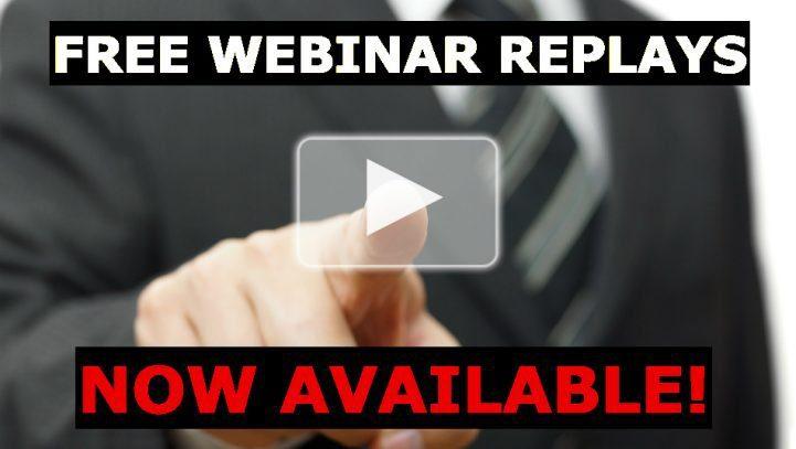 U.S. Tax IQ Launches Free Webinar Video Replays